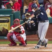 Braun breaks slump in style
