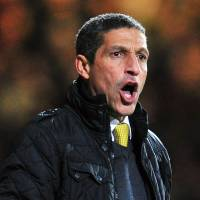 Lack of balance: The dismissal of Chris Hughton by Premier League club Norwich City leaves England without a black manager in its top five divisions of soccer. | AFP-JIJI