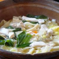 Pheasant hot pot is a typical winter dish at Kijiya. | MANDY BARTOK