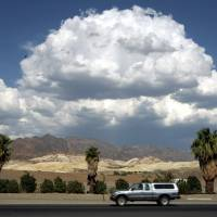 Death Valley in spring offers beauty without heat