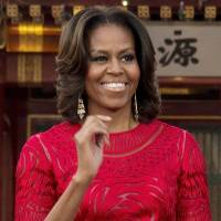 No-show is no snub by family-oriented first lady