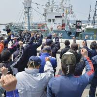 Japan launches first whale hunt since ICJ ban