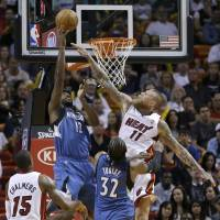 Timberwolves win thriller over Heat
