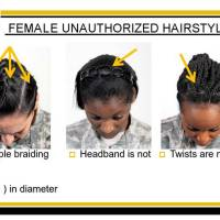 U.S. Army's hairstyle ban irks blacks