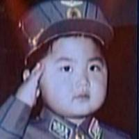 These images of a young Kim Jong Un, believed to be the first of his childhood publicly released by North Korea, were shown at a concert in Pyongyang on April 16 and broadcast by the country's state-run television on Monday.