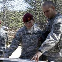 First women take up U.S. Army platoon artillery jobs