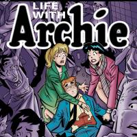 The July 2014 issue of Archie Comics' 'Life with Archie' has the famous comic book character heroically sacrificing himself while saving the life of a friend. | AP