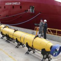 Search for jet in ocean's depths could turn on robot subs