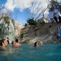 Ancient onsen: Greeks forgetting healing hot springs lauded since antiquity