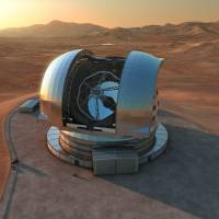 Telescope to probe deepest space