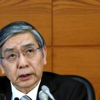 BOJ likely to project growth of around 1.5%