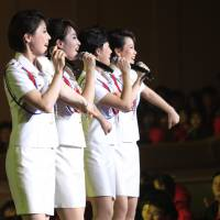 Kim Jong Un's hand-picked pop queens stage comeback in North Korea