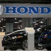 Sales rise boosts operating profit at Honda by 38%
