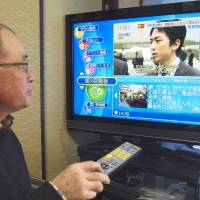 Firms find ways to tap power of interactive TV