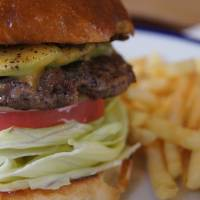 The Corner: Great burgers at any angle