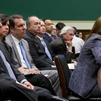Spate of GM traffic deaths tied to 57-cent part, U.S. Congress hears