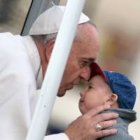 Pope asks forgiveness for 'evil' of child abuse by priests