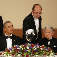 U.S.-Japan statement: Treaty covers Senakakus, will work on trade
