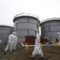 Tepco to start diverting Fukushima groundwater to sea in May