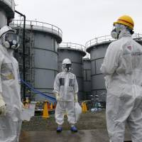 August water leak at No. 1 far more toxic than announced: Tepco