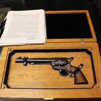 Gun allegedly used by Wyatt Earp at O.K. Corral sells for $225,000