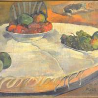 Stolen Gauguin was on autoworker's kitchen wall for years
