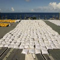 U.K.-Australian navies make largest ever heroin bust at sea