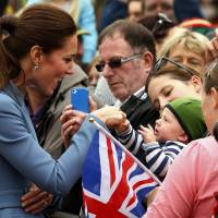 William fuels speculation of second royal baby