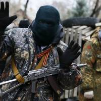Ukraine sends special forces to take back police HQ in eastern city
