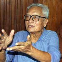 Veteran Myanmar pro-democracy campaigner Win Tin dies at 84