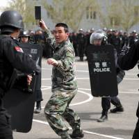 Injuries reported after explosion in capital of China's Xinjiang region