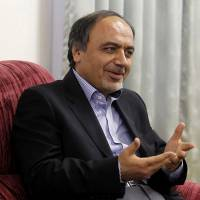 Hamid Abutalebi, Iran's proposed U.N. ambassador, gestures in this undated handout photo provided by President.ir. | REUTERS