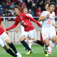 Urawa beats Omiya as home fans return