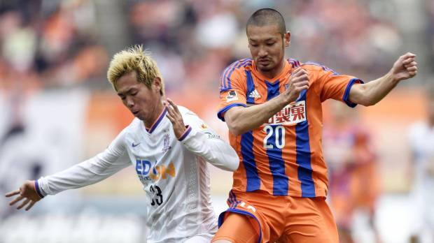 Sanfrecce fail to reclaim top spot after Albirex stalemate