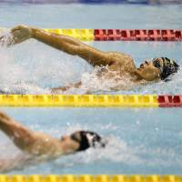 Irie captures eighth straight 200-meter backstroke title at nationals