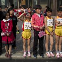 North Korean capital hosts its first foreigner-friendly marathon