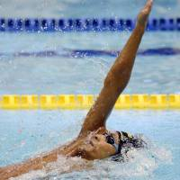 Irie tops Hagino in 100-meter backstroke, spoils rival's bid for six national titles
