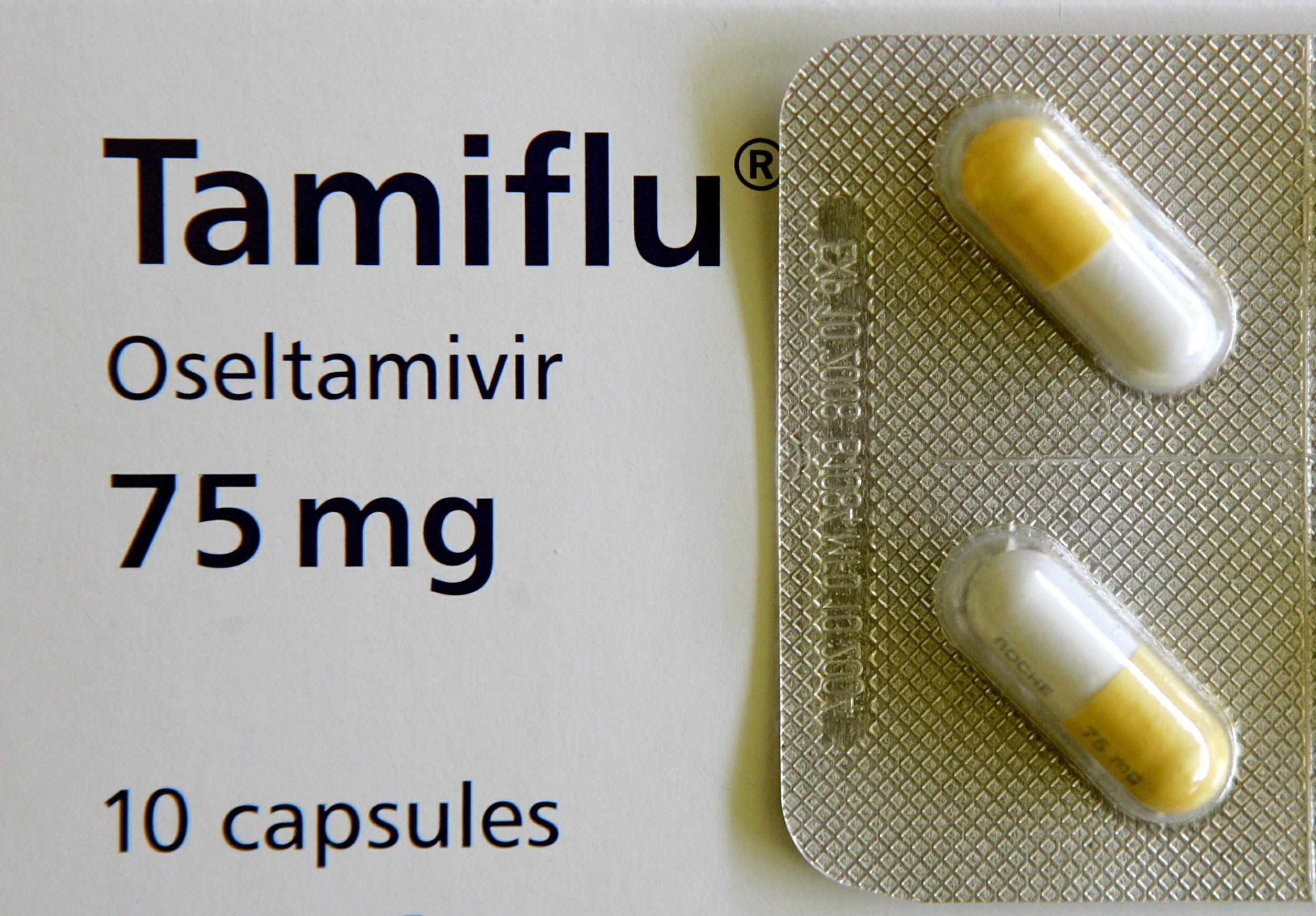 How much is tamiflu cost