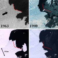East Antarctica at risk of thaw
