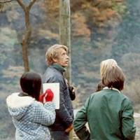 Numerous warnings unheeded: Jack Moyer leads American School in Japan students on a field trip in Tokyo in 1977.