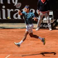Federer beaten by Chardy in second round at Rome Masters