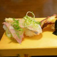 Nanaezushi: Edo-kei sushi without the sticker shock