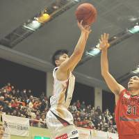 Ryukyu favored to win third title