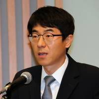 Kim Seong-tae, researcher at the Korea Development Institute | SATOKO KAWASAKI
