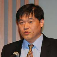 Kim Dongsoo, researcher at the Korean Institute for Industrial Economics and Trade | SATOKO KAWASAKI