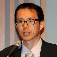 Ryu Sang-yun, economist at the LG Economic Research Institute | SATOKO KAWASAKI