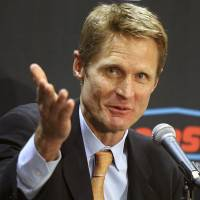 Kerr spurns Knicks for Warriors