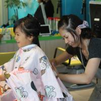 Let your hair down: Zusso Kids has salons across Japan, all designed purely with children in mind. The bright and cheery salons keep youngsters from 6 months to 11 years old entertained as the stylists do their job — and the parents relax.
