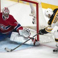 Subban, Habs down Bruins