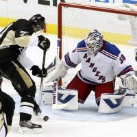Rangers win tense Game 7